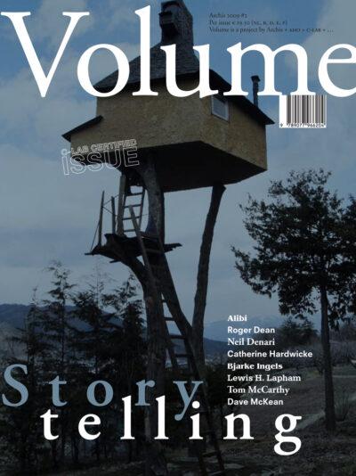 Volume #20: Storytelling