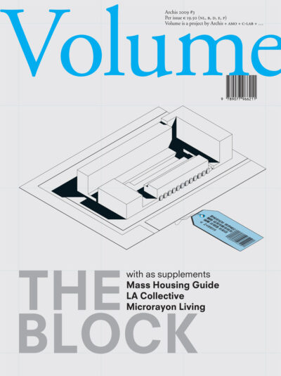 Volume #21: The Block