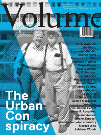 Volume #29: The Urban Conspiracy