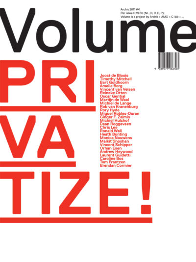 Volume #30: Privatize!