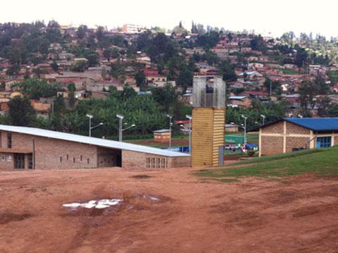 The Good Cause Opening, Rwanda