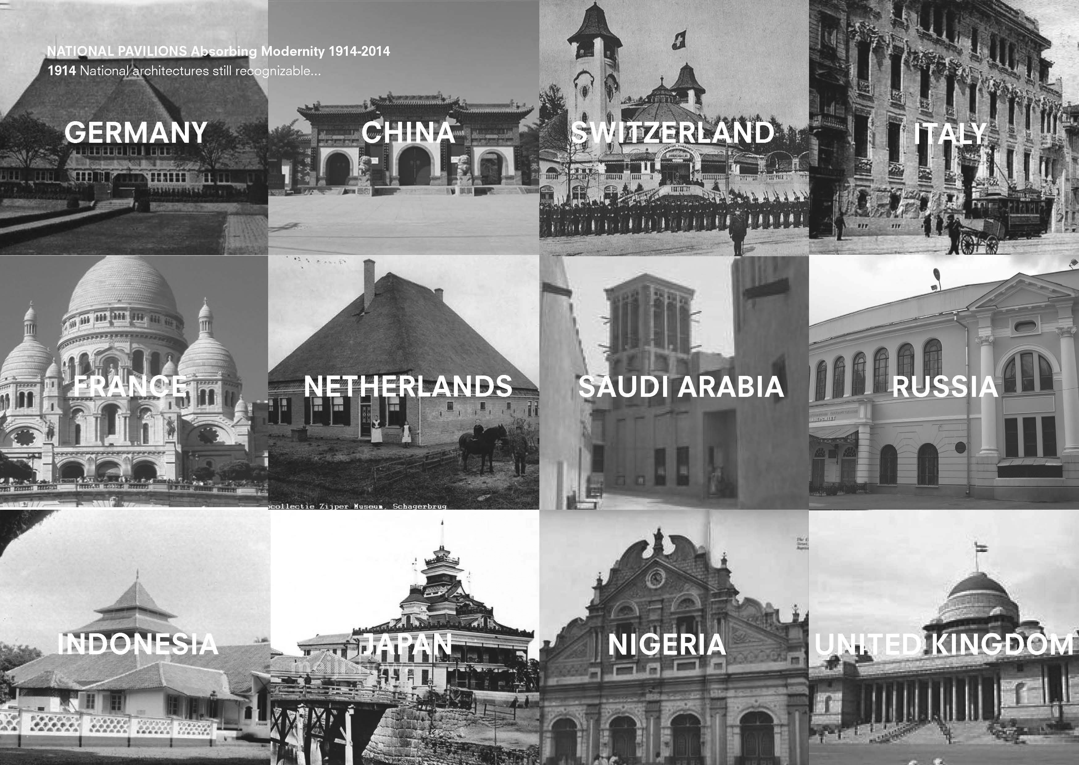 1914: National architectures still recognizable... (Click here for a large version)