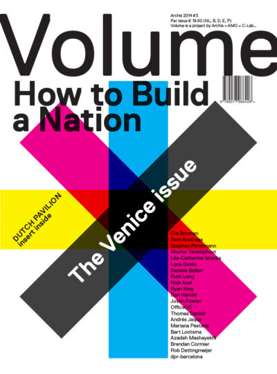 Volume #41: How to Build a Nation