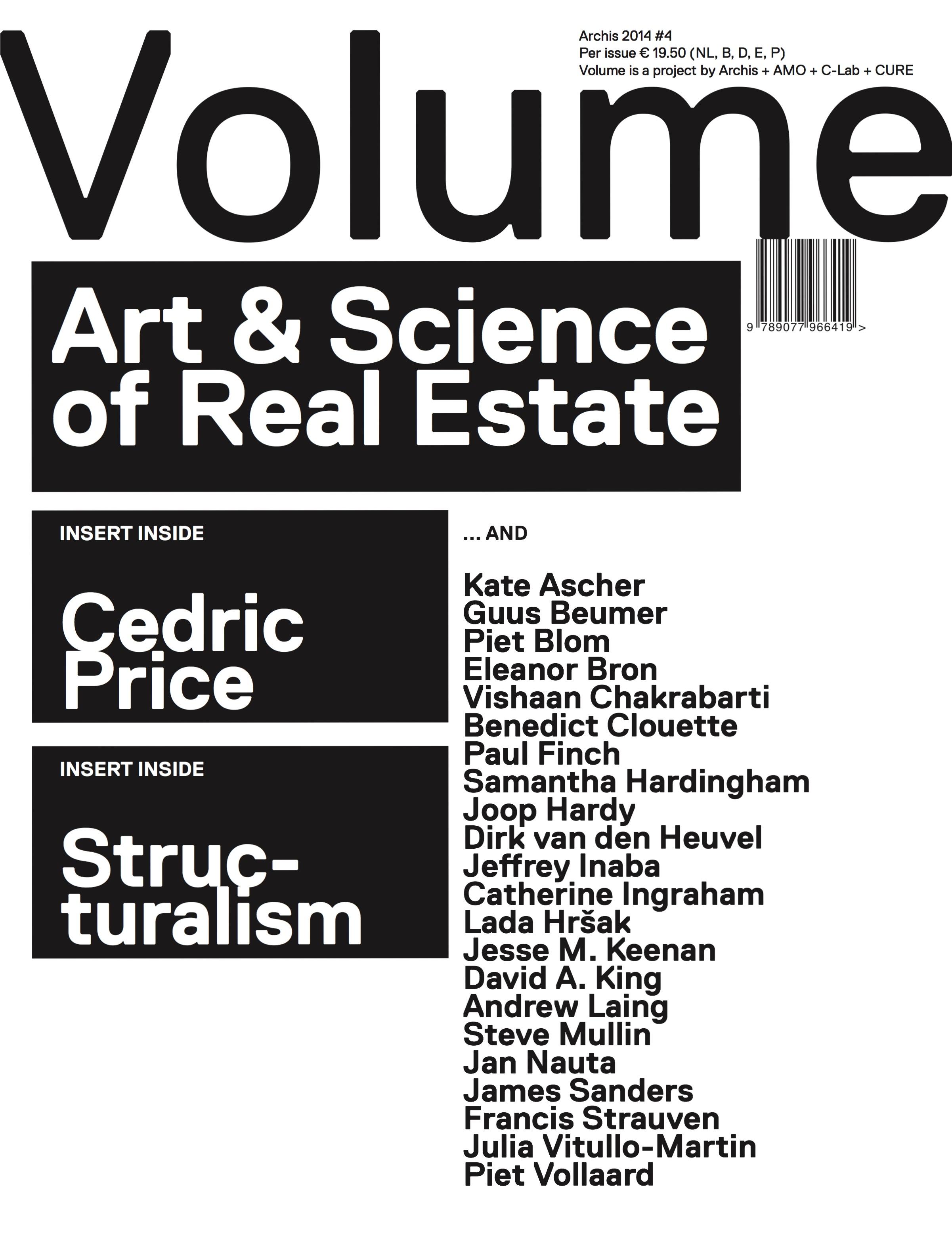 Volume #42: Art & Science of Real Estate