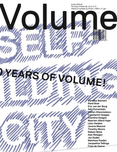 Volume #43: Self-Building City