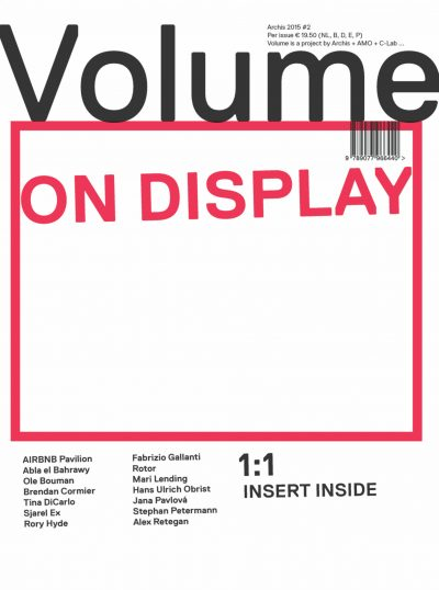Volume 44: On Display
