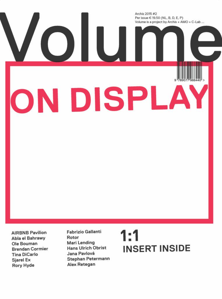 Volume #44: On Display
