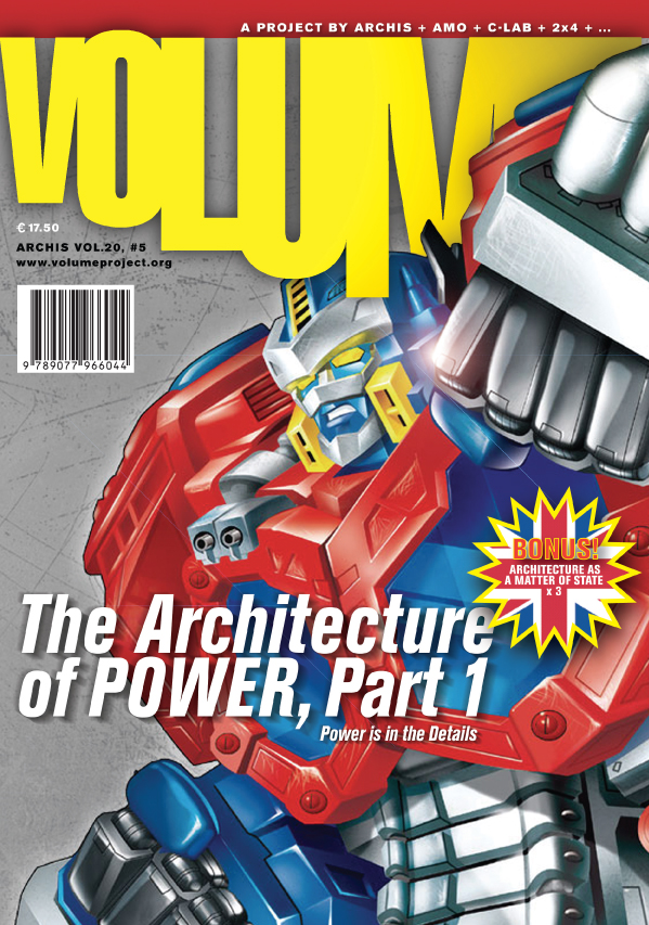 Volume #5: The Architecture of Power, Part 1