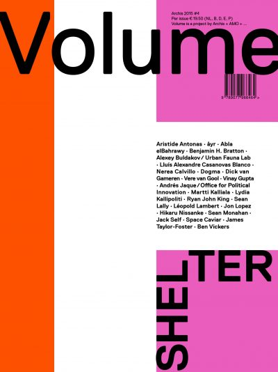 Volume 46: Shelter