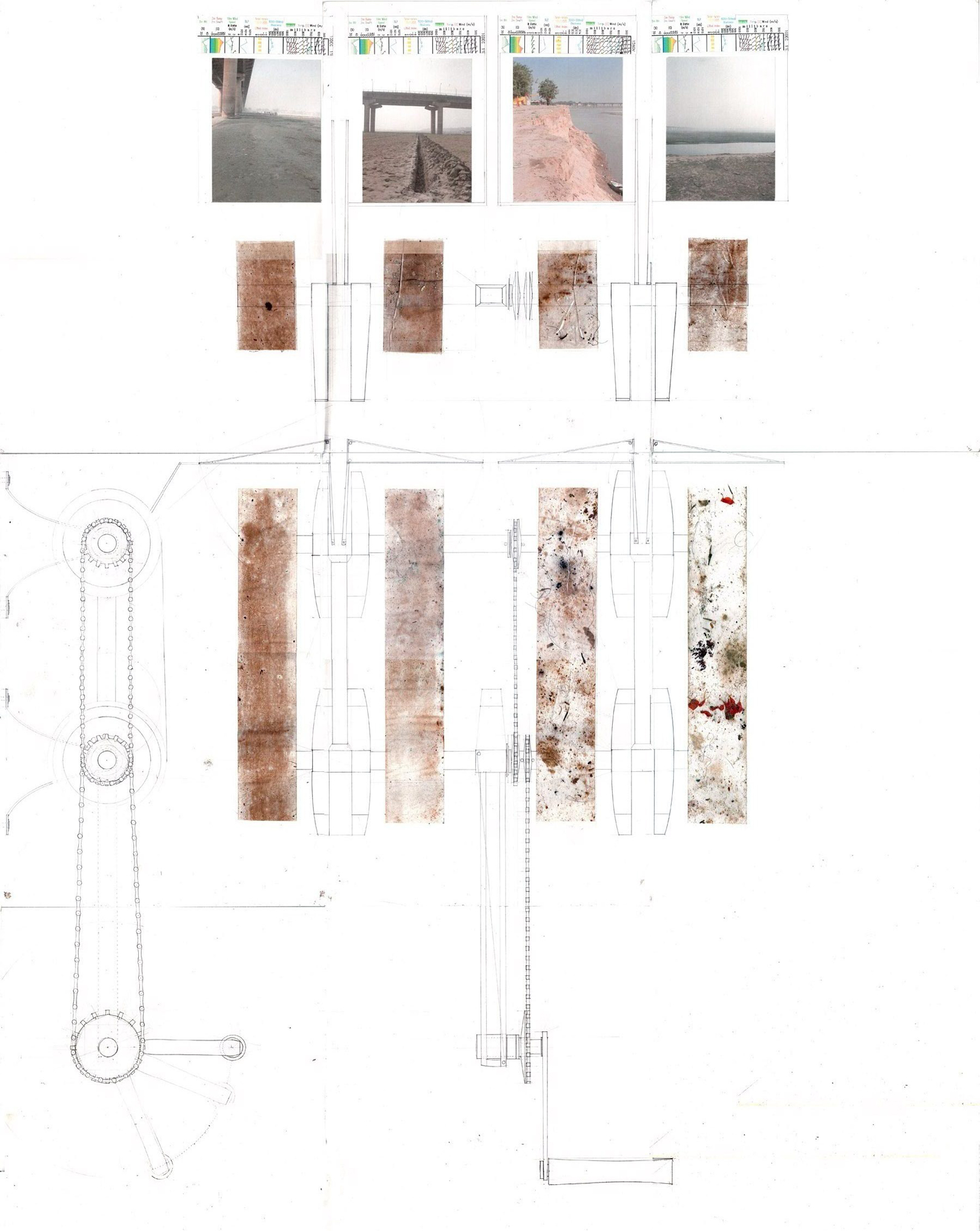 Surface accumulation mechanism. Drawing: Anthony Acciavatti.