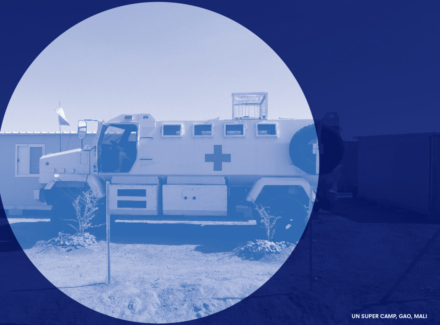 BLUE: The Architecture of UN Peacekeeping