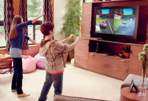 Xbox Kinect (2010) - full-motion recognition is used in a wide variety of games.