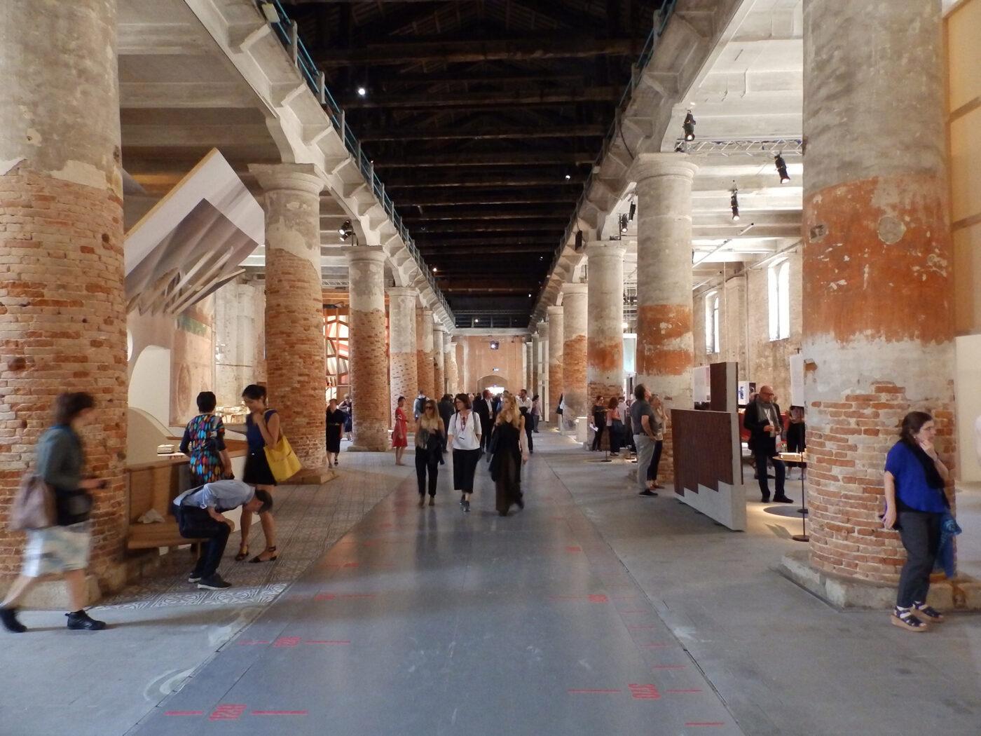Venice – Biennale: 1-0