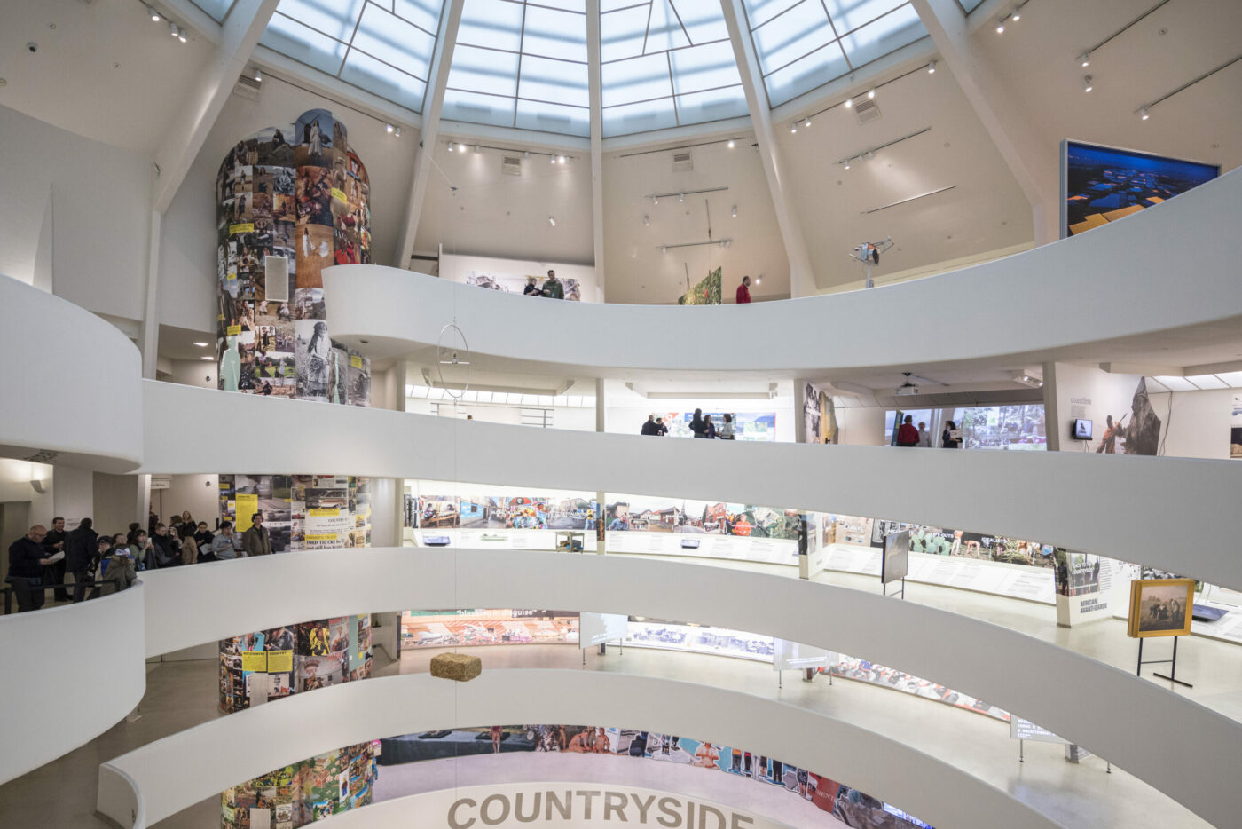 The Countryside, an Awareness Campaign: interview with Rem Koolhaas