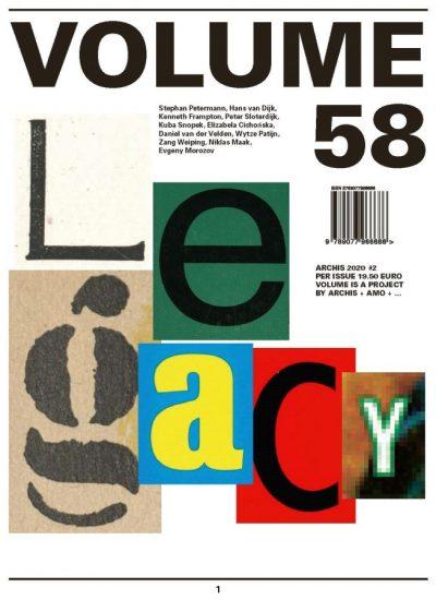 Volume 58: Legacy