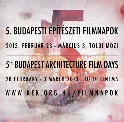 Budapest Architecture Film Days 2013