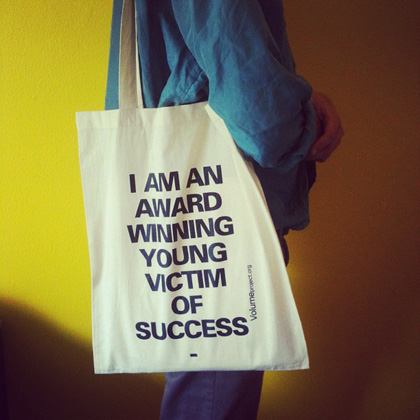 Volume shopping bag