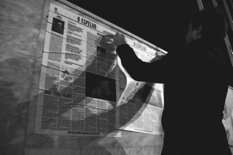 """""""O ESPELHO"""" Newspaper by O Espelho, Portugal"""