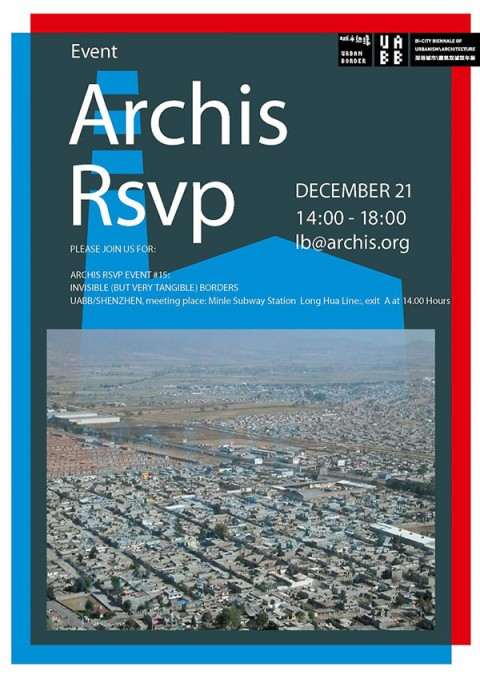 Archis RSVP #15