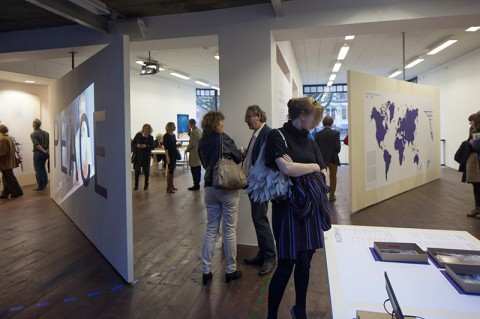 Photo courtesy Denis Guzzo. Click here to view more photos of the exhibition and the opening event