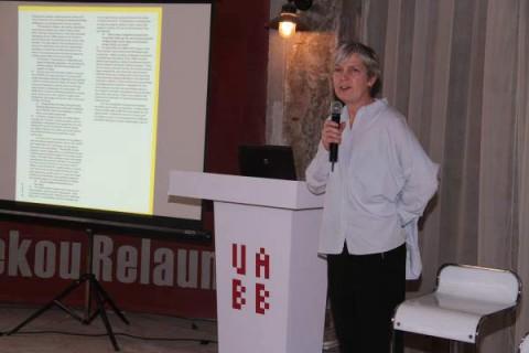 Lilet Breddels, Director of Archis