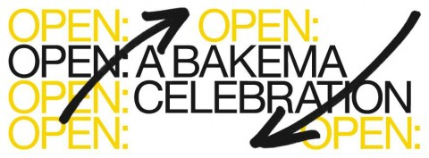 Open: A Bakema Celebration