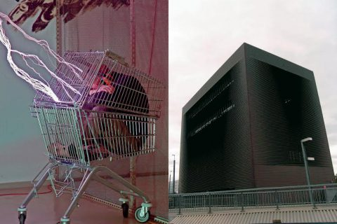 The Faraday Cage & Herzog de Meuron Signal Tower - Isolation: Both Michael Faraday and Herzog de Mueron use conducting materials to interrupt unwanted interference.