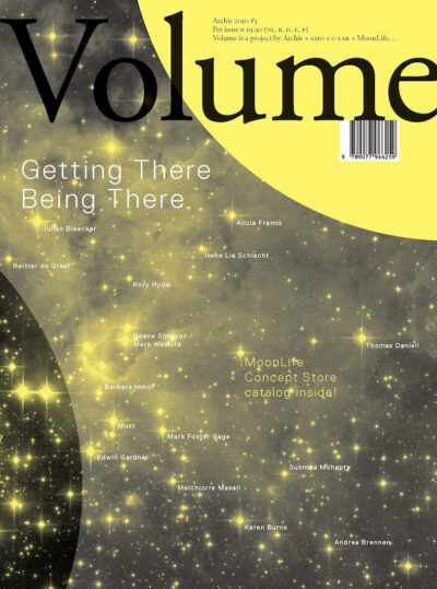 Volume #25: Getting There Being There