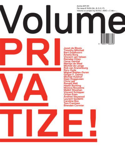 Volume #30: Privatize!