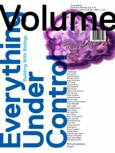 Volume #35: Everything under Control