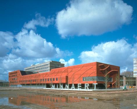 Breda Fire Station