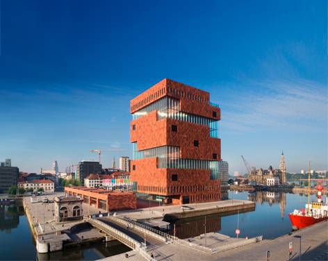 Museum on the Stroom, Antwerp