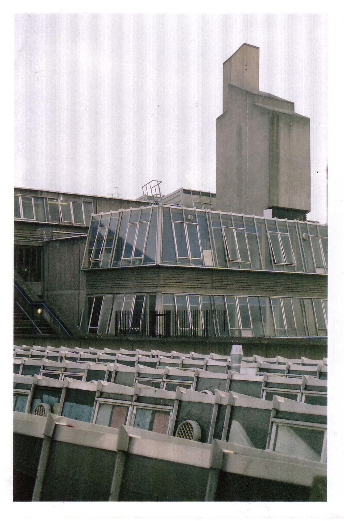 The Pimlico school, designed by John Bancroft, 1967.