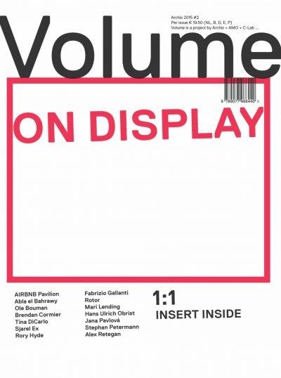 Volume 44: On Display