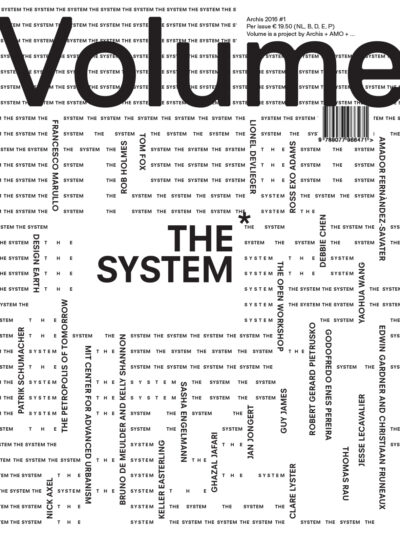 Volume 47: The System*