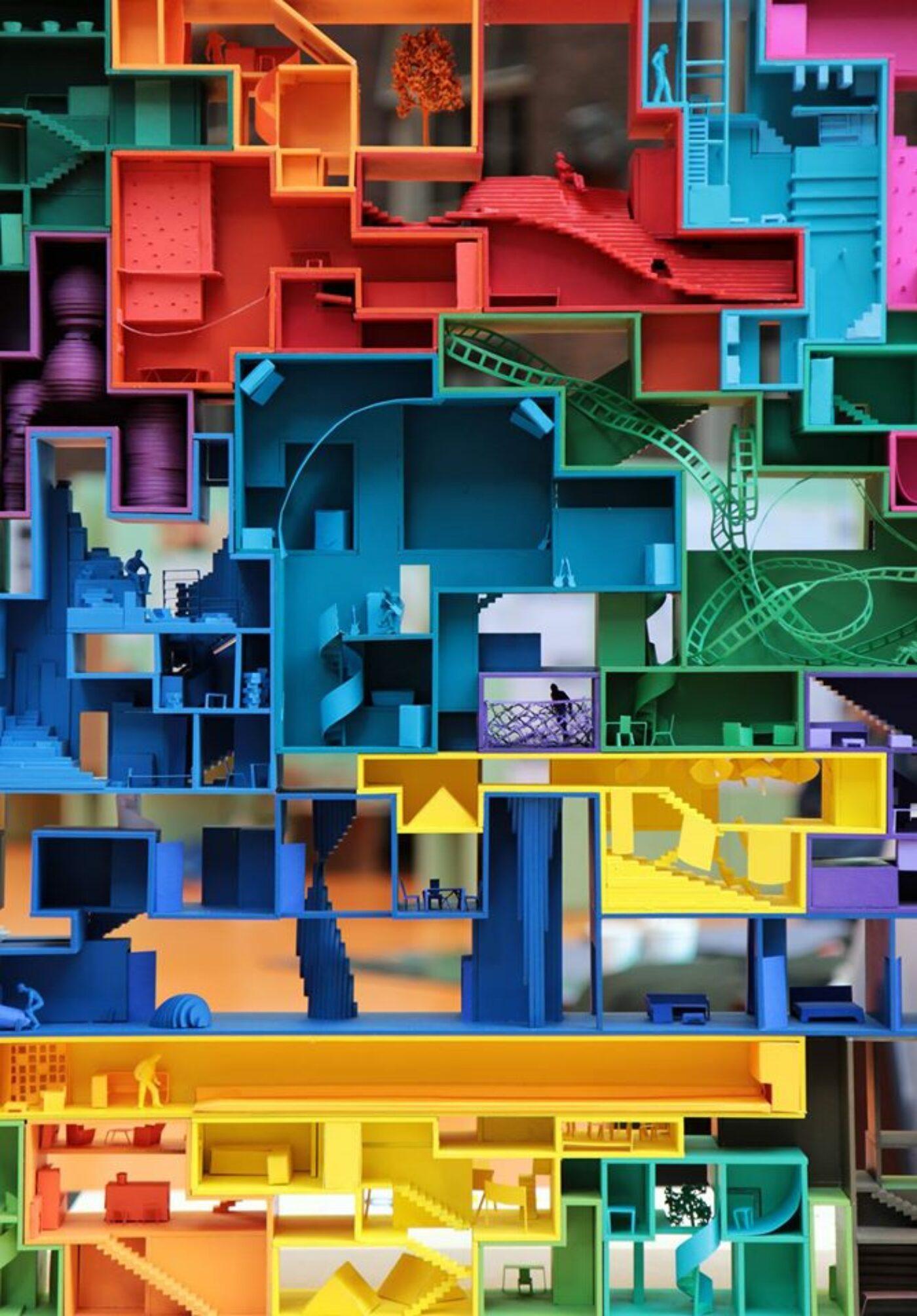 Ego City. Interview with Felix Madrazo and Adrien Ravon
