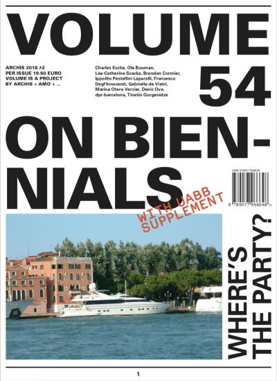 Volume 54: On Biennials