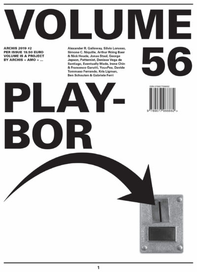 Volume 56: Playbor