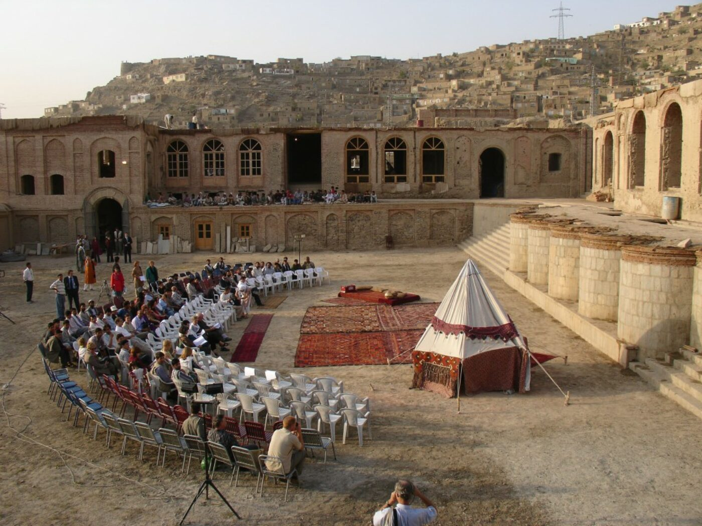 Afghanistan: Bagh-e Babur Public Garden