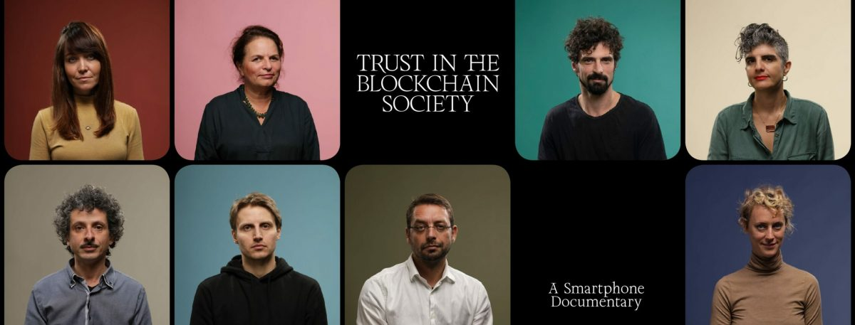 Trust in the Blockchain Society: Mobile phone documentary launch