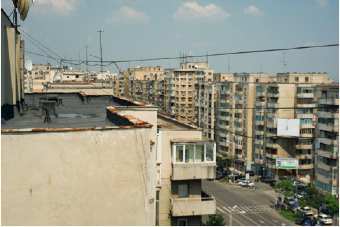 ROMANIA: Bucharest Socialist Collective Housing