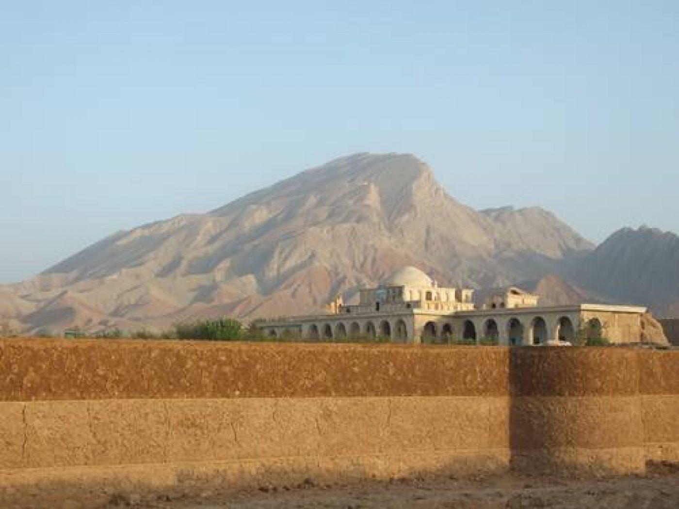 AFGHANISTAN: Maternity Waiting Homes, Bagh-e Jahan Palace, Bamyan National Park