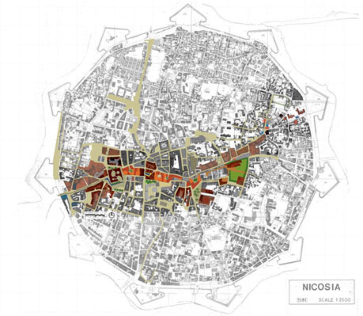 CYPRUS: Beyond the Green Line-Nicosia