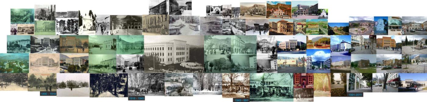 BOSNIA: (Re)collecting Mostar