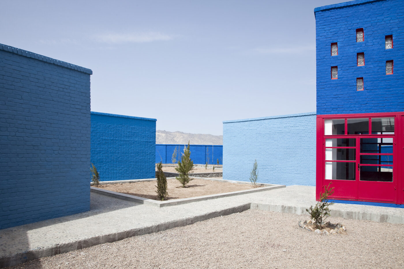 AFGHANISTAN: Maria Grazia Cutuli Primary School, Herat