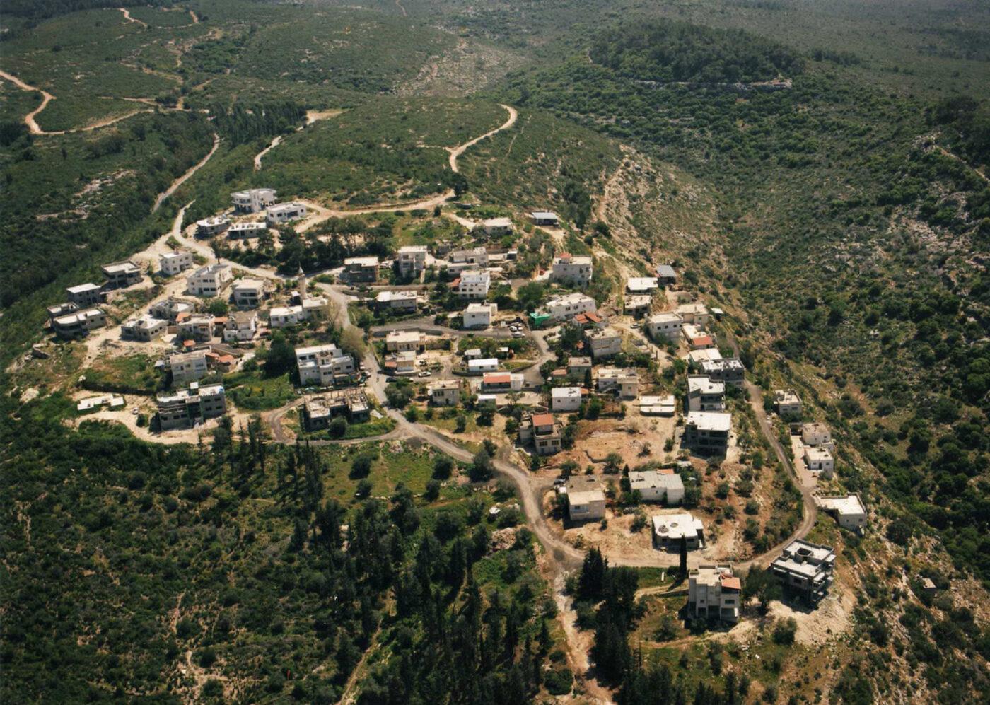 PALESTINE/ISRAEL Ein Hawd: One Land Two Systems