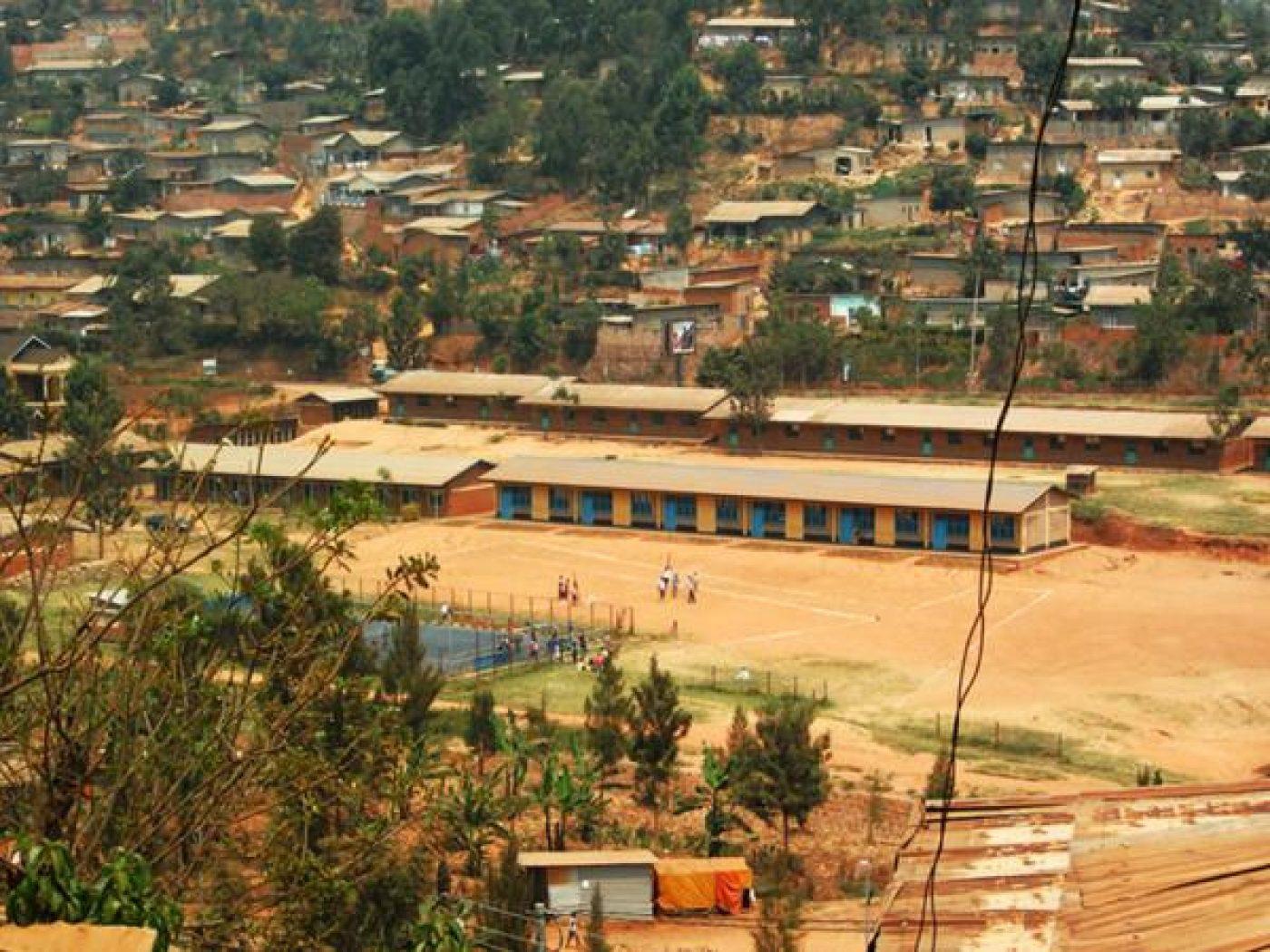 RWANDA: Kimisagara Football for Hope