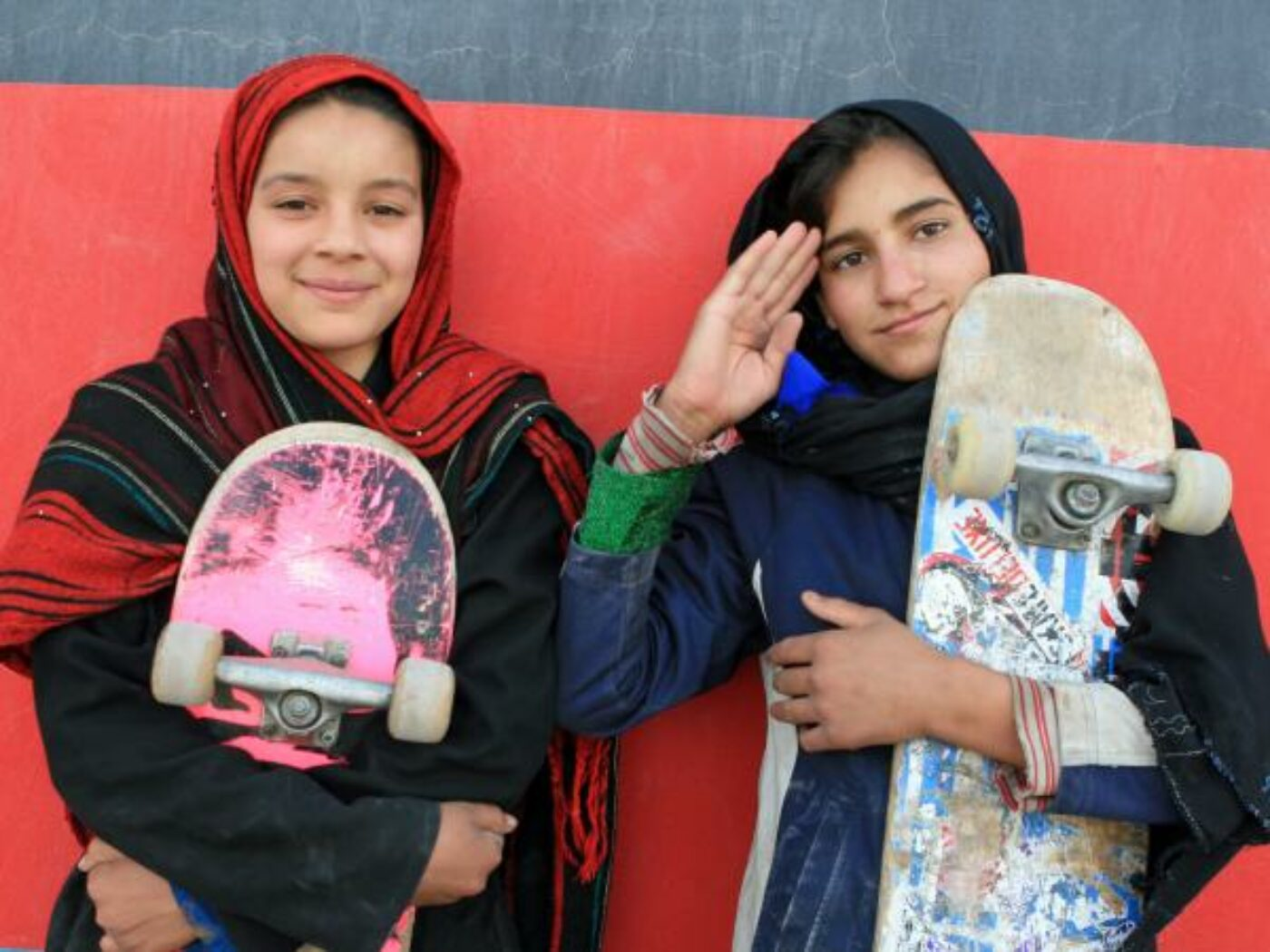 AFGHANISTAN: Skateistan Kabul